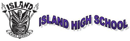 Island High School  Logo